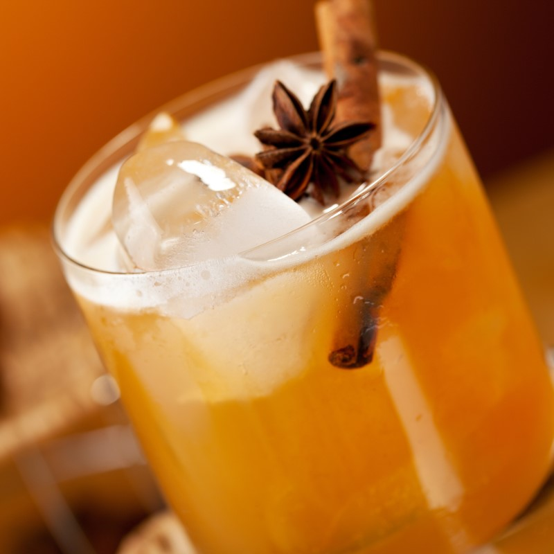 Apple Cider & Spiced Rum - Ultra-Strong Fragrance Oil