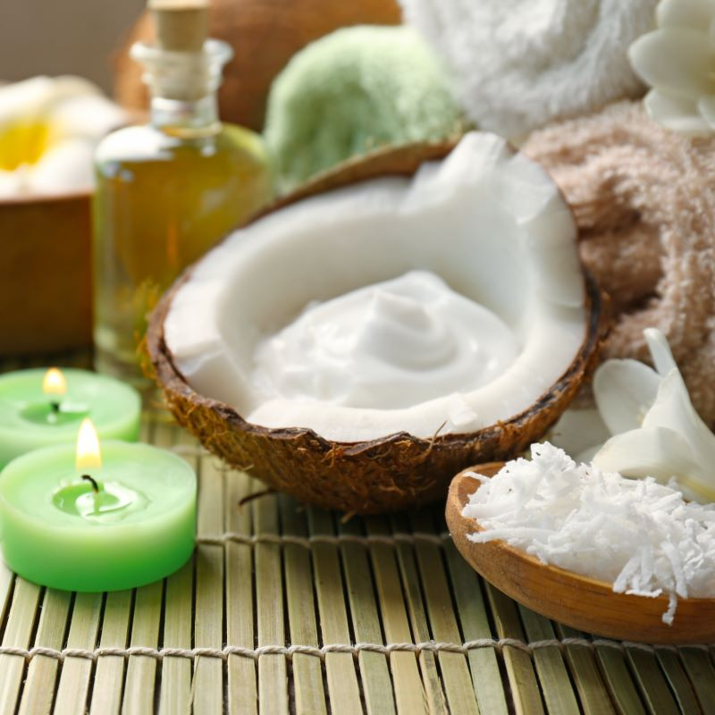Bamboo Coconut - Ultra-Strong Fragrance Oil