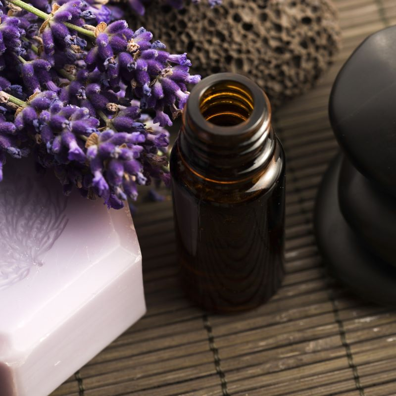 Black Amber Lavender - Ultra-Strong Fragrance Oil