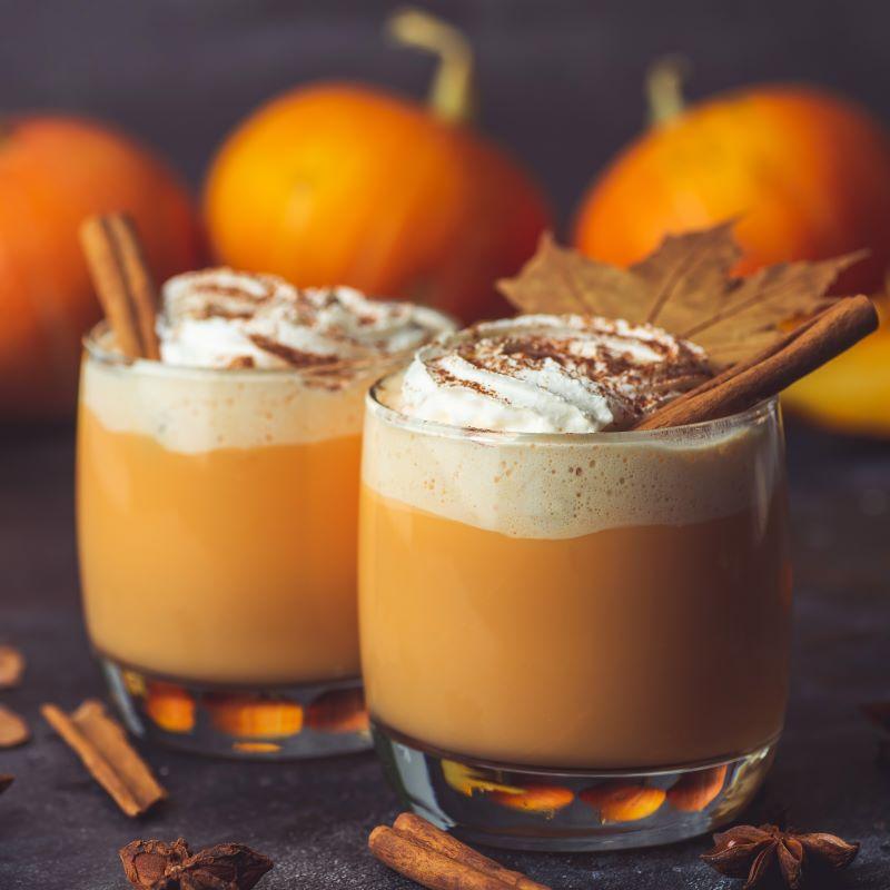 Bourbon Pumpkin - Ultra-Strong Fragrance Oil