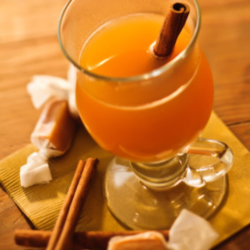 Caramel Apple Cider - Ultra-Strong Fragrance Oil