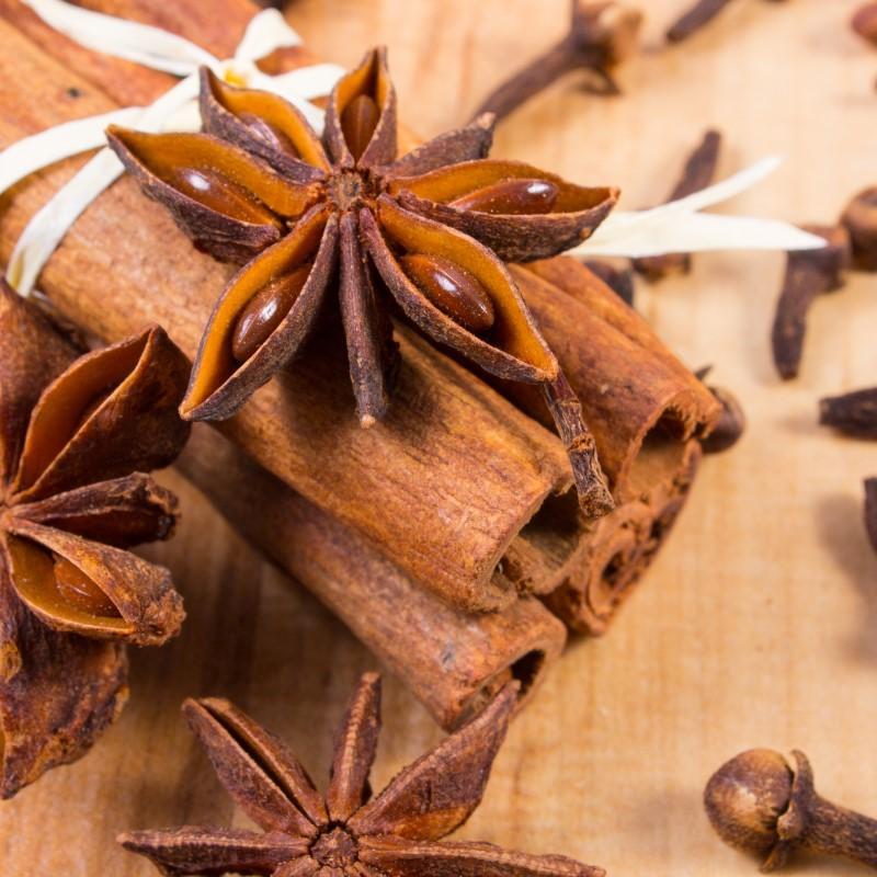 Cinnamon Clove Buds (Type) - Ultra-Strong Fragrance Oil