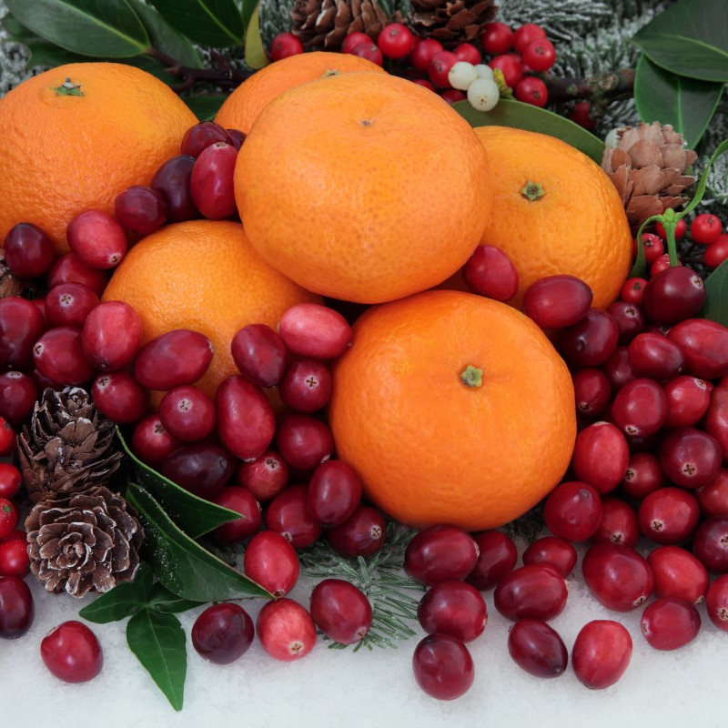 Cranberry Citrus - Ultra-Strong Fragrance Oil