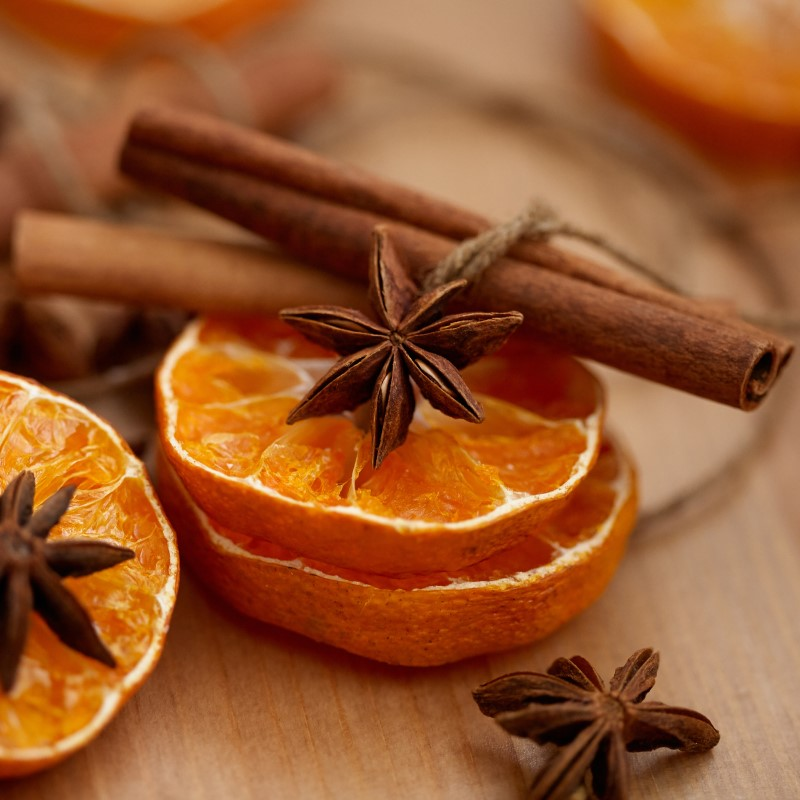 Mandarin Spice - Ultra-Strong Fragrance Oil