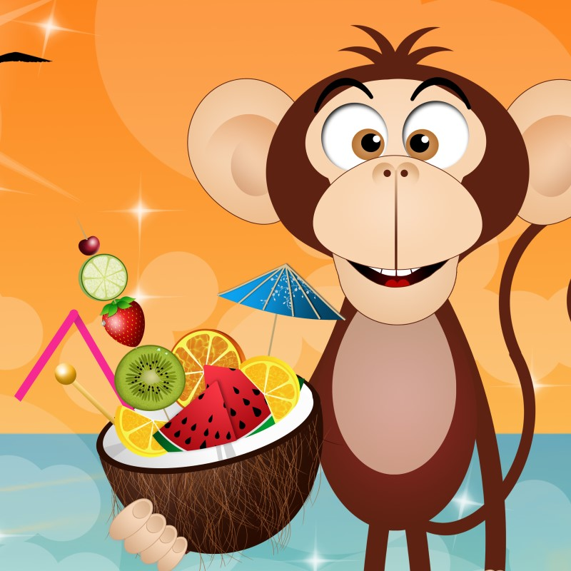 Monkey Farts - Ultra-Strong Fragrance Oil