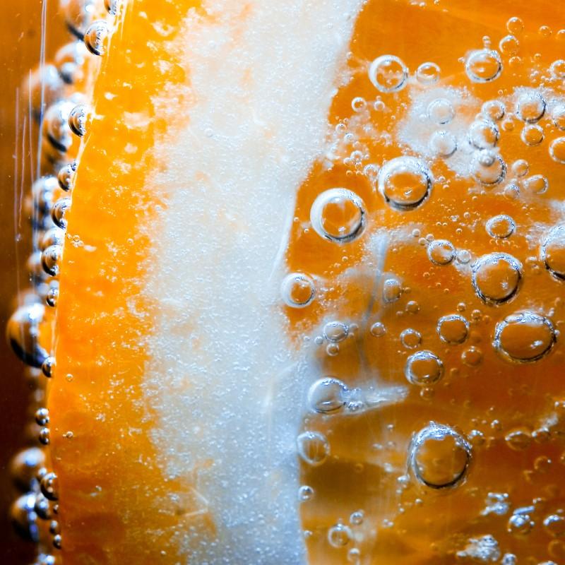 Orange Ginger Fizz - Ultra-Strong Fragrance Oil