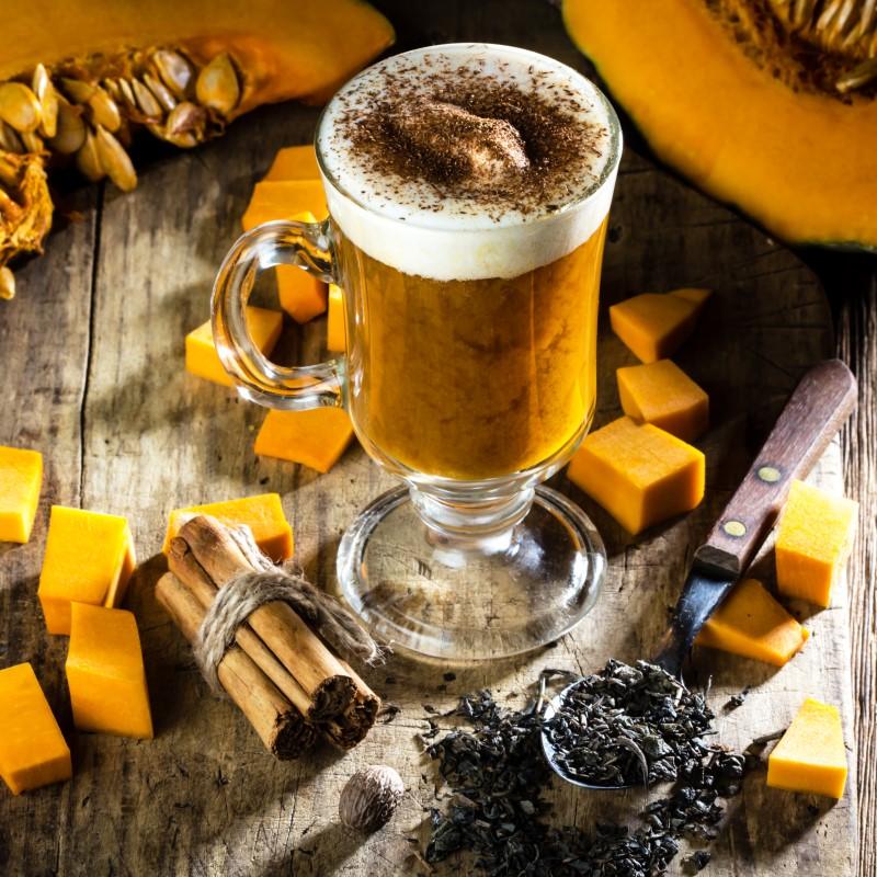 Pumpkin Chai Tea - Ultra-Strong Fragrance Oil