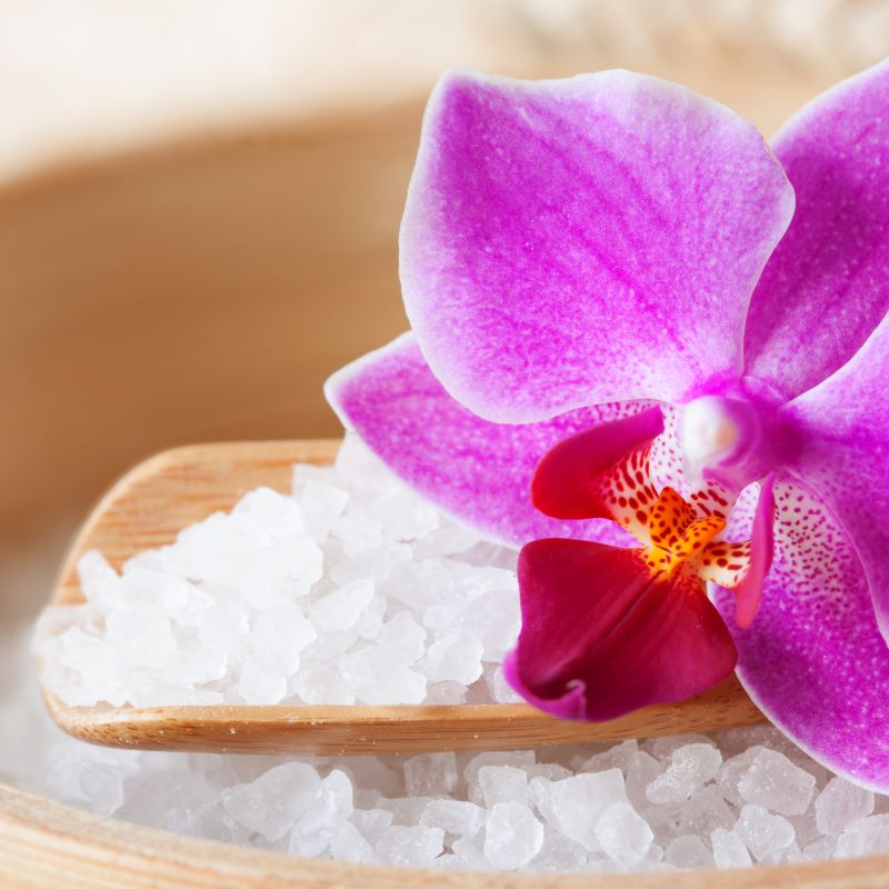 Sea Salt + Orchid - Ultra-Strong Fragrance Oil