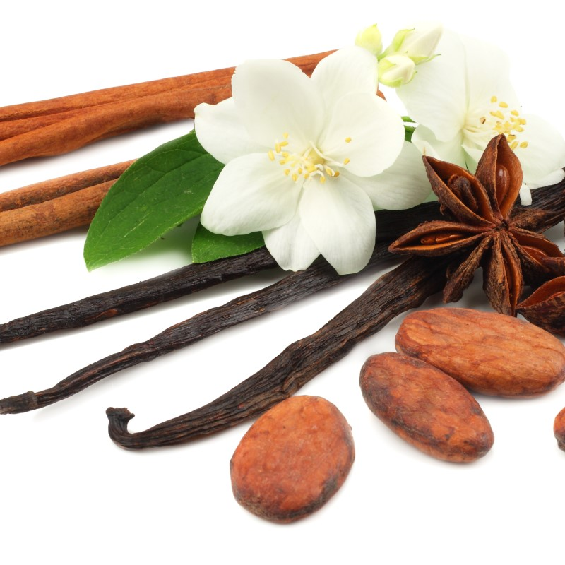Spiced Vanilla - Ultra-Strong Fragrance Oil