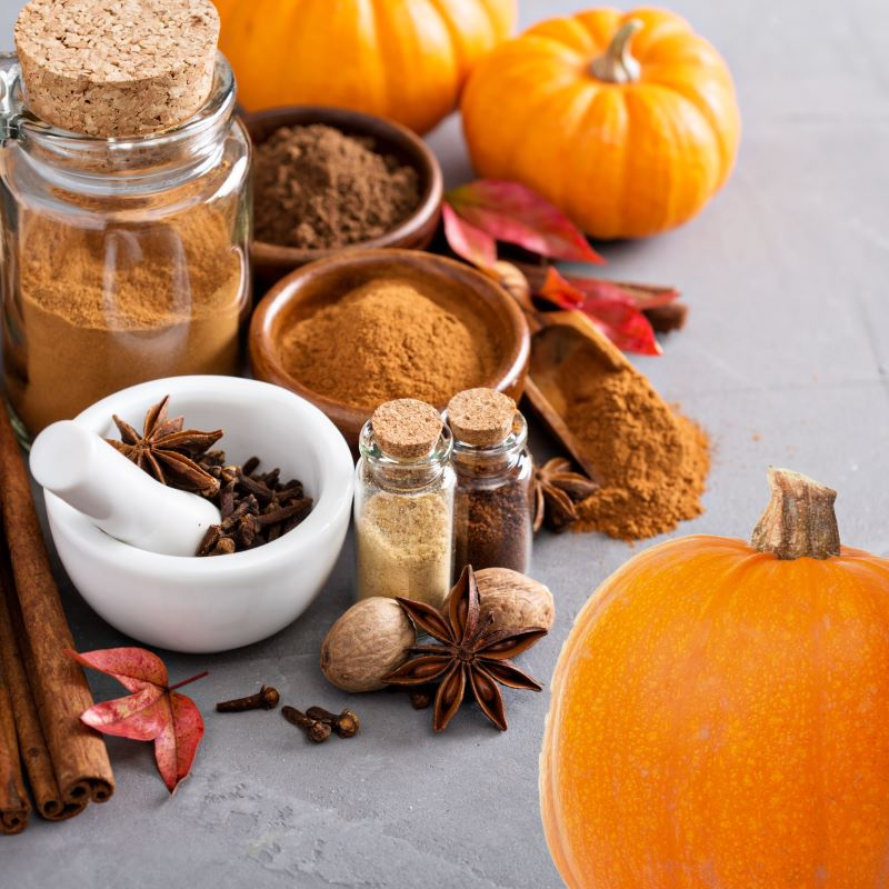 Spicy Pumpkin - Ultra-Strong Fragrance Oil