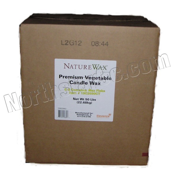 900127b-50 - NatureWax™ C-3 Soy Wax Container Blend, 50 Lb Case