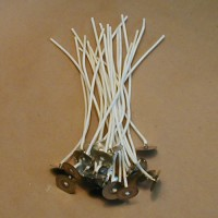 67634-100 - RRD-34 Pre-tabbed Wicks 6 inch - 100 Pack - SHIPS FREE