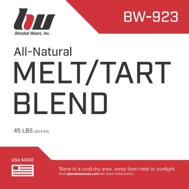 901923-45 - All-Natural Melt/Tart Blend - 45 Lb Case