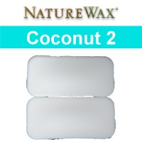 903002-10-FS - NatureWax Coconut 2 Candle Wax - 10 Lbs - Ships FREE US 50
