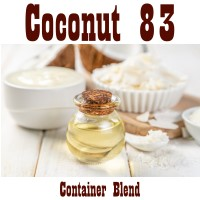 Coconut 83 Wax - All Natural Coconut Wax - 45 LB Case of Soft Beads