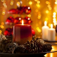 8oz Pinecones and Amber - Ultra-Strong Fragrance Oil