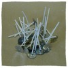 67134-5000 - RRD-34 - 1.5 Inch Pre-tabbed Wicks - Box of 5000 - SHIPS FREE