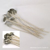 68616-10 - ECO-16 Pre-tabbed Wicks 6 inch - 10 Pack - FREE Shipping
